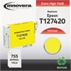 Innovera Remanufactured T127420 (127) Ink, Yellow