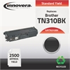 Remanufactured TN310BK Toner, Black