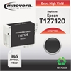 Innovera Remanufactured T127120 (127) Ink, Black