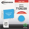 Innovera Remanufactured T126220 (126) Ink, Cyan