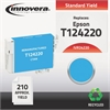 Innovera Remanufactured T124220 (124) Ink, Cyan