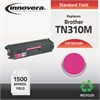Remanufactured TN310M Toner, Magenta