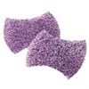 Scour Pad, 2 3/4 x 4 1/2, Purple, 4/PK, 6 PK/CT