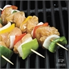 "Bamboo Skewers, 6"", Natural, 100/Pack"