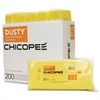 Disposable Dust Cloths, 10 1/4 x 24, Yellow, Rayon/Poly, 25/Bag, 8 Bag/Carton