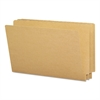 Smead Kraft End Tab Folders, Straight Cut, Legal, 50/Box