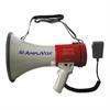 AmpliVox MityMeg Piezo Dynamic Megaphone w/Detachable Microphone, 25W, 1 Mile Range