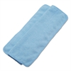 Boardwalk Lightweight Microfiber Cleaning Cloths, Blue,16 x 16, 24/Pack