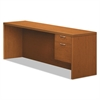 Valido 11500 Series Right Pedestal Credenza, 72w x 24d x 29-1/2h, Bourbon Cherry