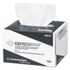 Kimtech* Precision Tissue Wipers, POP-UP Box, 4 2/5 x 8 2/5, White, 280/BX, 60 BX/CT