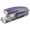 Leitz NeXXt Series Style Metal Stapler, Full-Strip, 40-Sheet Capacity, Blue
