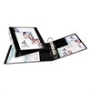 "Avery Heavy-Duty View Binder w/Locking 1-Touch EZD Rings, 2"" Cap, Black"