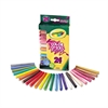 Woodless Color Pencils, Assorted, 24/Pack