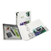 "Avery Protect & Store Durable View Binder w/Slant Rings, 2"" Cap, White"