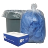 Classic Clear Clear Low-Density Can Liners, 30gal, .71 Mil, 30 x 36, Clear, 250/Carton