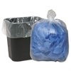 Classic Clear Clear Low-Density Can Liners, 16gal, .6mil, 24 x 33, Clear, 500/Carton