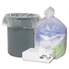 Ultra Plus High Density Can Liners, 31-33gal, .433mil, 33 x 40, Natural, 100/Carton