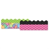 "Teacher Created Resources Border Trim Set, 3"" x 35"", Assorted Colors"