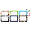 Nametag Set, Variety of Designs, 216 Stickers