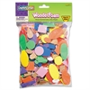 Creativity Street WonderFoam® Peel & Stick Shapes, Assorted Colors, 720 Pieces
