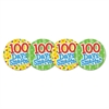 Teacher Created Resources Wear 'Em Badges,100 Days Smarter, 32/Pack