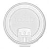 25% Recy Content Dual-Temp Lk Tab Lid w/Straw Slot, 20oz Insul, 50/PK, 12 PK/CT