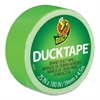 "Duck Ducklings DuckTape, 9 mil, 3/4"" x 180"", Lime"