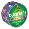 "Duck Colored Duct Tape, 9 mil, 1.88"" x 10 yds, 3"" Core, Retro Owl"