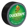 "Duck Ducklings DuckTape, 9 mil, 3/4"" x 180"", Black"