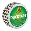 "Duck Ducklings DuckTape, 9 mil, 3/4"" x 180"", Candy Dots"
