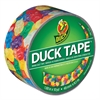 "Duck Colored Duct Tape, 9 mil, 1.88"" x 10 yds, 3"" Core, Gummy Bears"