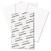 Digital Vellum Bristol White Cover, 67 lb, 11 x 17, White, 250 Sheets/Pack