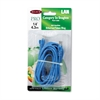 Belkin CAT5e Snagless Patch Cable, RJ45 Connectors, 14 ft., Blue