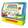 Scholastic Animal Phonics Readers, Grades K-2