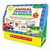 Scholastic Animal Phonics Readers, Grades K-2