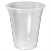 Fabri-Kal Nexclear Polypropylene Drink Cups, 12/14 oz, Clear, 1000/Carton