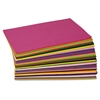 Creativity Street WonderFoam Peel & Stick Sheets, Assorted Colors, 8 1/2 x 5 1/2