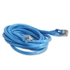 High Performance CAT6 UTP Patch Cable, 7 ft., Blue