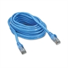 Belkin High Performance CAT6 UTP Patch Cable, 14 ft., Blue