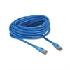 High Performance CAT6 UTP Patch Cable, 25 ft., Blue