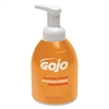 GOJO Luxury Foam Antibacterial Handwash, Orange Blossom, 18oz Pump, 4/Carton
