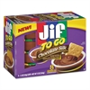 Jif To Go Spreads, Chocolate Silk, 1.5 oz Cup, 8/Box
