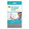 "Post-it Dry Erase Cleaning Cloth, Fabric, 10 5/8""w x 10 5/8""d"