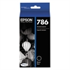 Epson T786120D2 (786) DURABrite Ultra Ink, Black