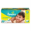 Pampers Swaddlers Diapers, Size 5: 27 - 34 lbs, 104/Carton