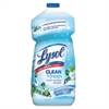 LYSOL Brand All-Purpose Cleaner, Waterfall Splash & Mineral Essence, Liquid, 40oz Bottle