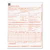 TOPS Centers for Medicare and Medicaid Services Forms, 8 1/2 x 11, 250 Forms/Pack