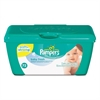 Pampers Baby Fresh Wipes, White, Cotton, 72/Tub