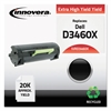Remanufactured 3319808 (3460X) Extra High-Yield Toner, Black