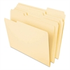Universal Heavyweight File Folders, 1/3 Cut One-Ply Top Tab, Legal, Manila, 50/Pack